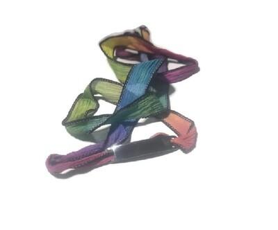 Empower - Slide It Silk Bracelet