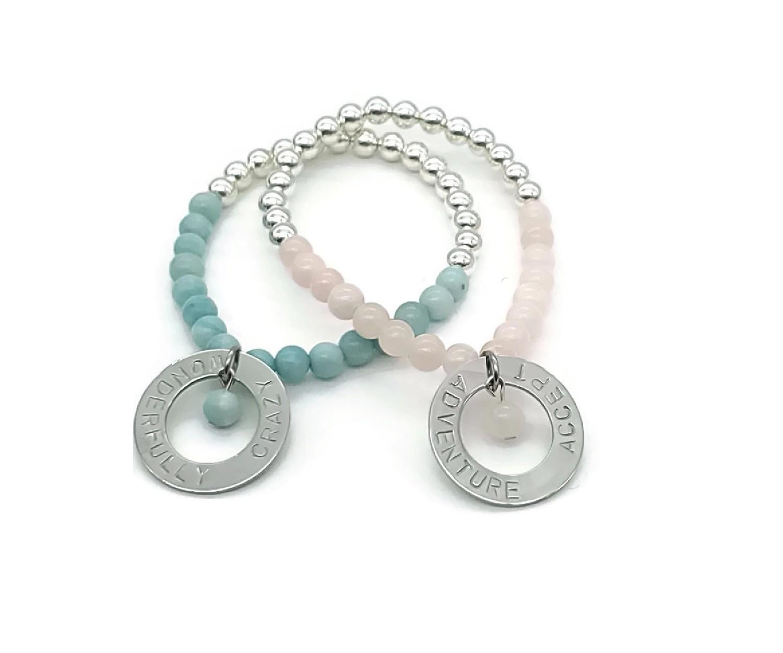 Well Rounded - Beaded Bracelet