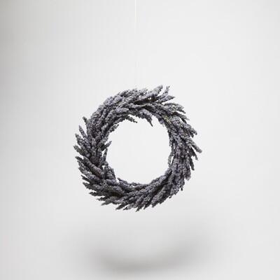 Lavender Wreath - Purple 16
