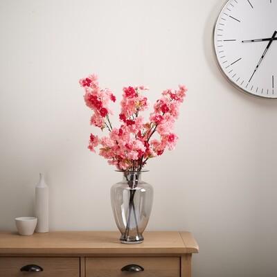 Blossom in Smoked Grecian Vase