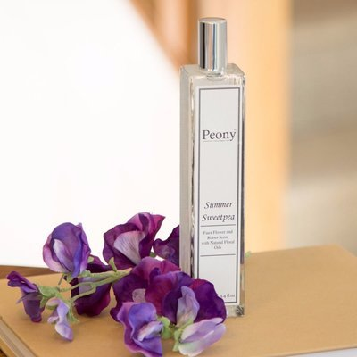 100ml Summer Sweet Pea Fragrance Spray