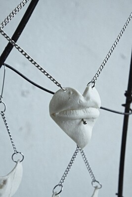 Pendant // mouth // heart // piercing // pmhpa-03
