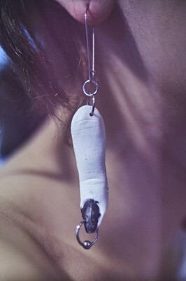 Earrings // finger // efp-o6