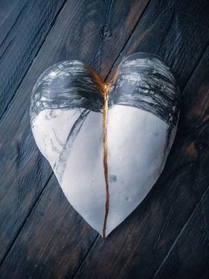 Booty \\ Heart \\ Plate \\ bhplwg-03
