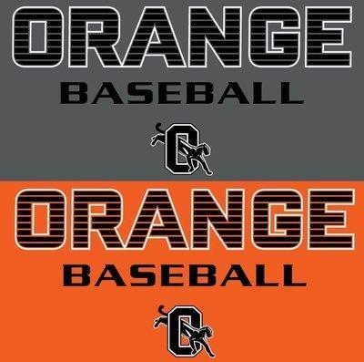 Soft Cotton Tshirt with Baseball Logo