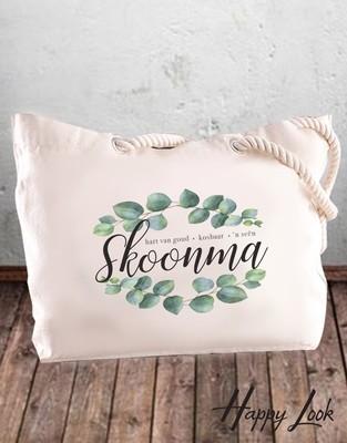 Skoonma Tote Bag