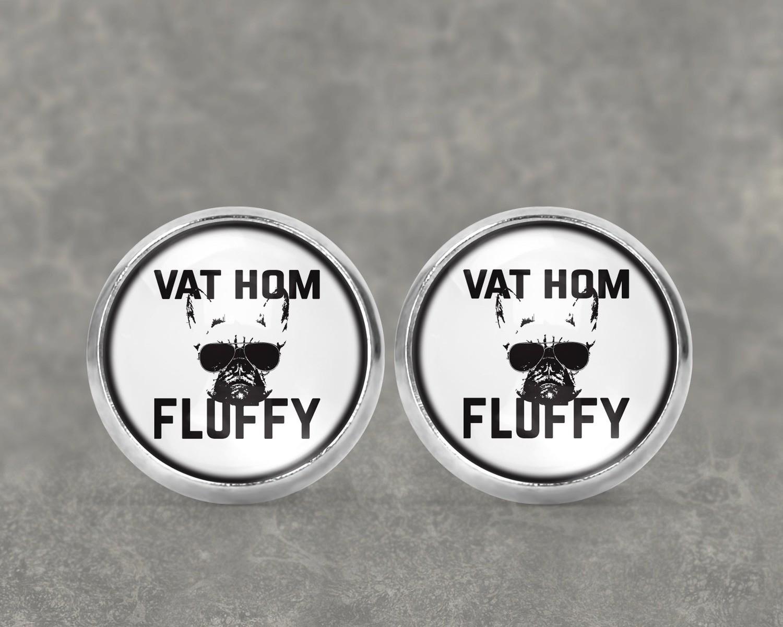 Vat Hom Fluffy Earrings