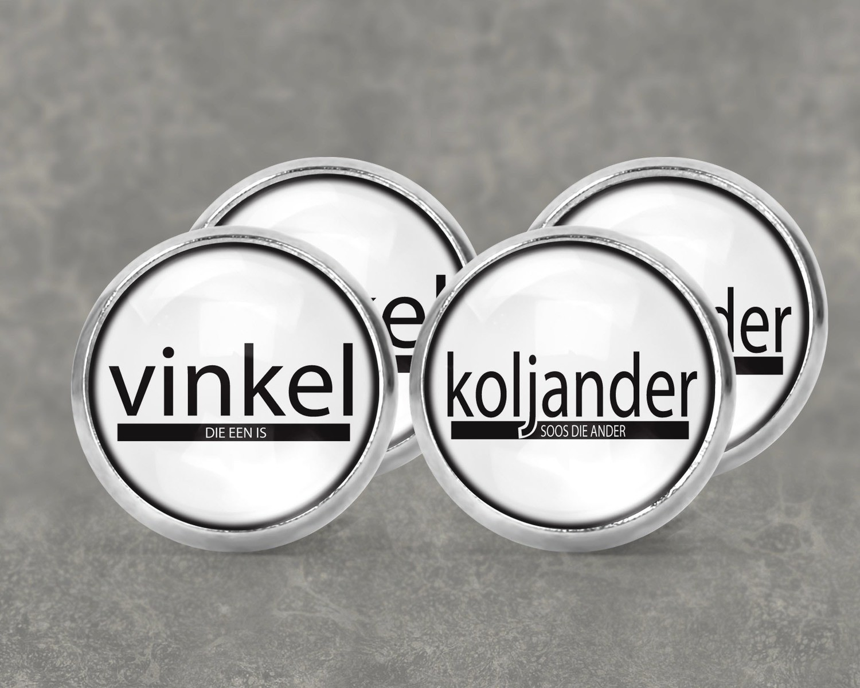 Vinkel & Koljander Friend Set Earrings
