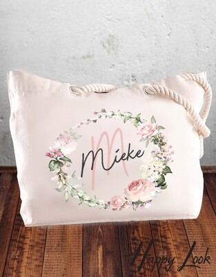 Blush Bride Tote Bag