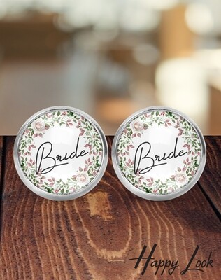 Blush Bride Earrings