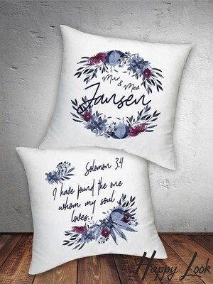 Navy Kneel Cushions