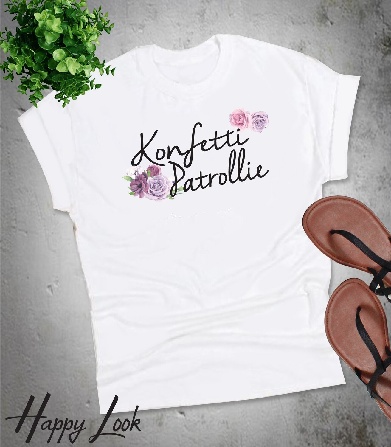 Mauve Bridesmaid T-shirt