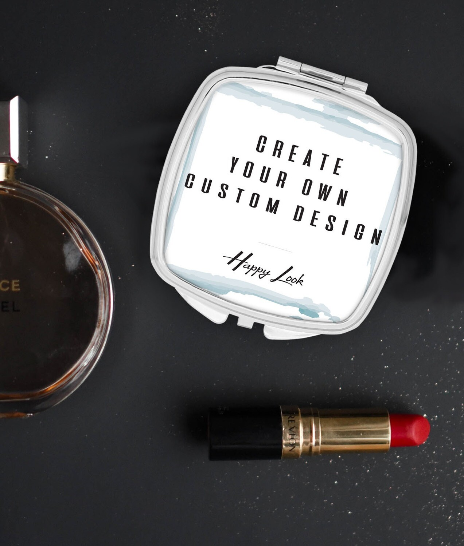 Custom Design Pocket Mirror