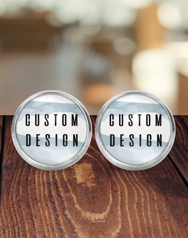 Custom Design Bridesmaid Earrings