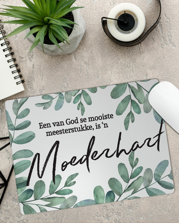 Moederhart Mousepad