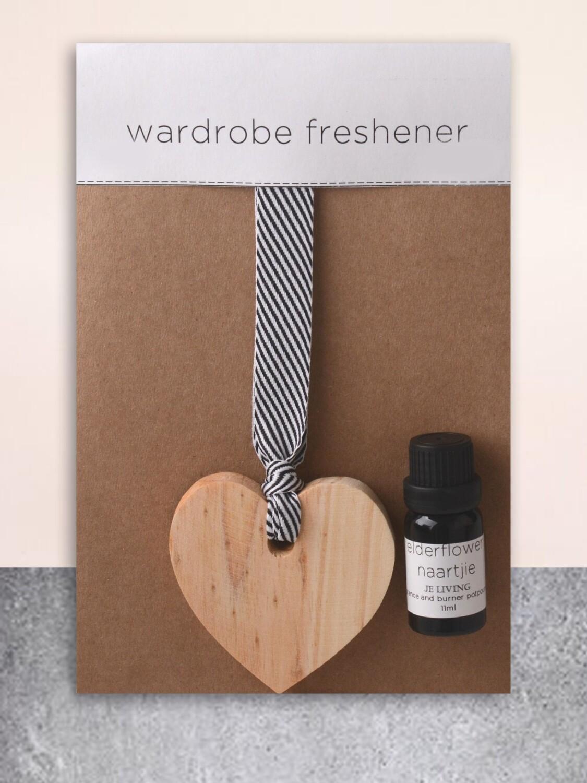 Personalised Wardrobe Freshener Wedding Gift