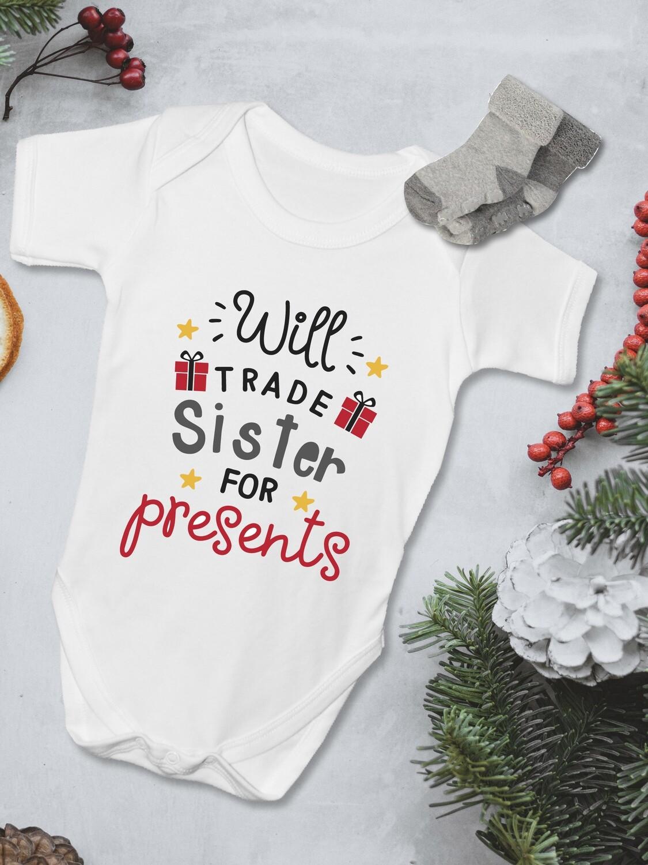 Personalised Christmas Presents Onesie