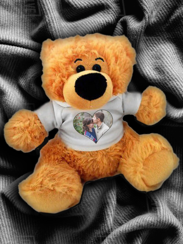 Personalised Photo Teddy
