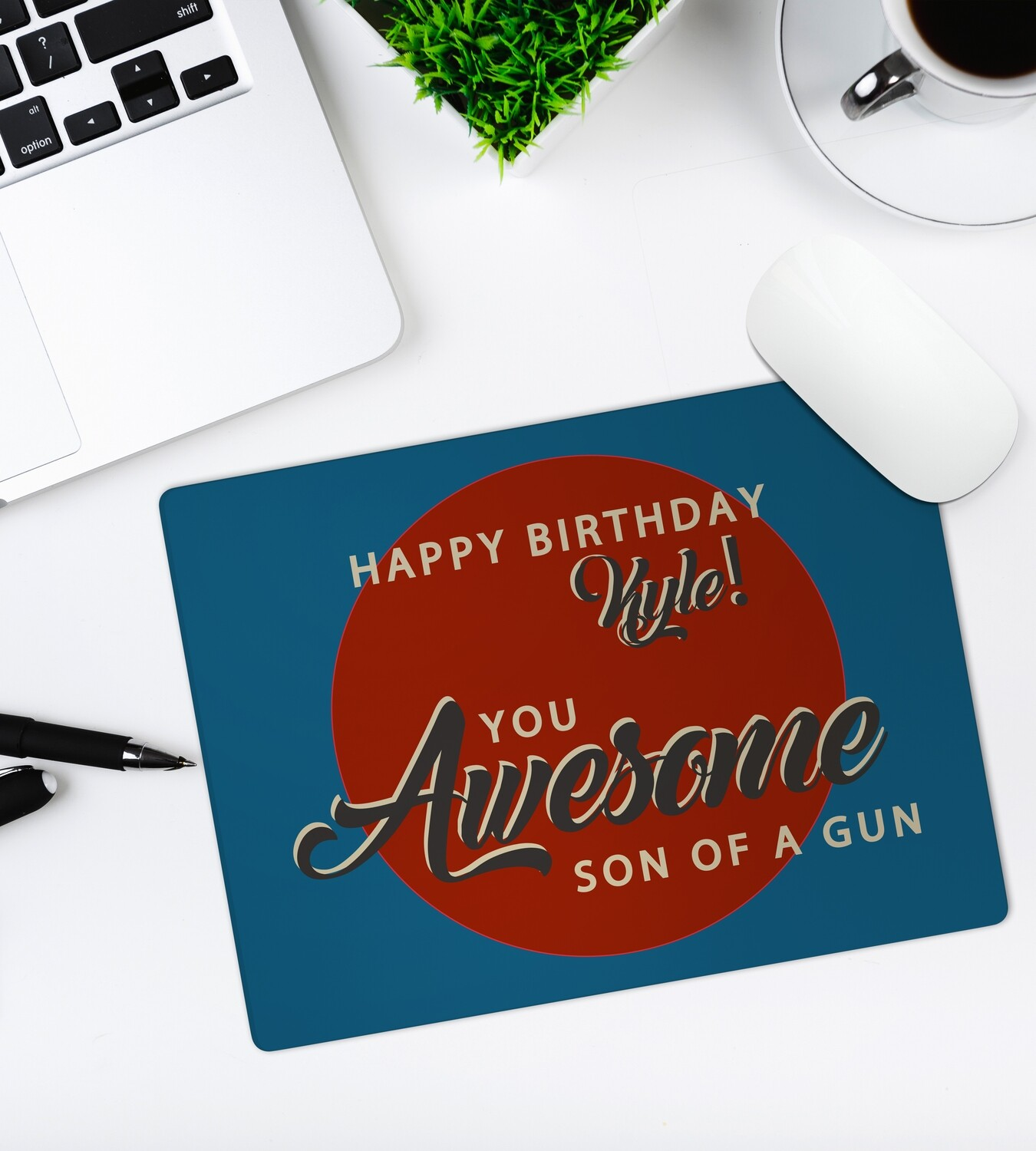 Personalized Awesome Mouse Pad