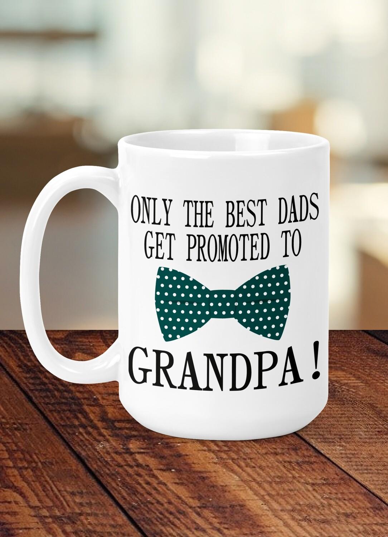 Personalised Grandpa Mug