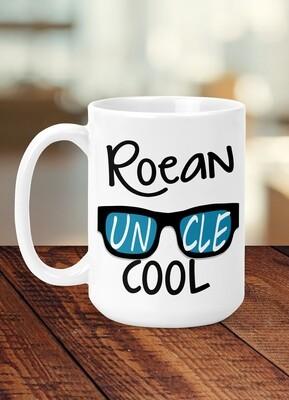 Personalised Uncle Mug