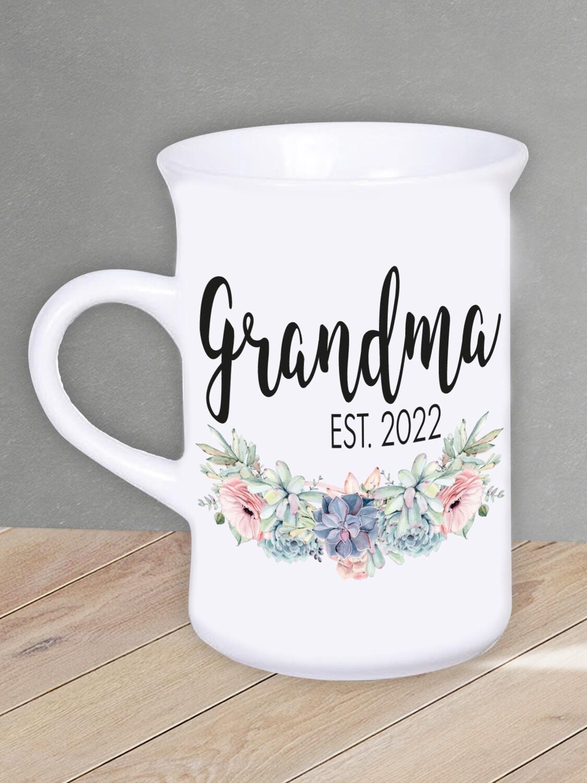 Personalised Grandma Mug