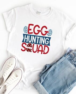 Personalised Squad Tshirt
