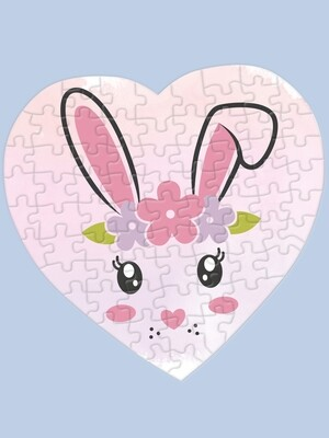 Personalised Bunny Puzzle