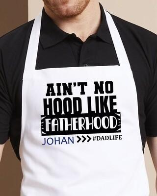 Fatherhood Braai Apron