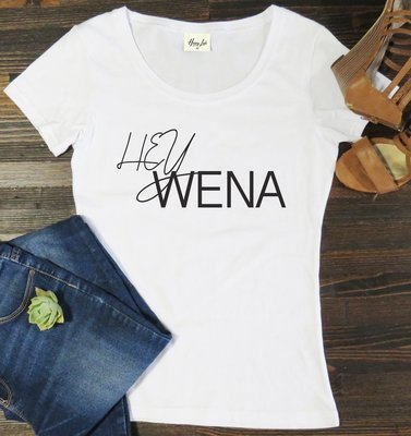 Hey Wena Tee