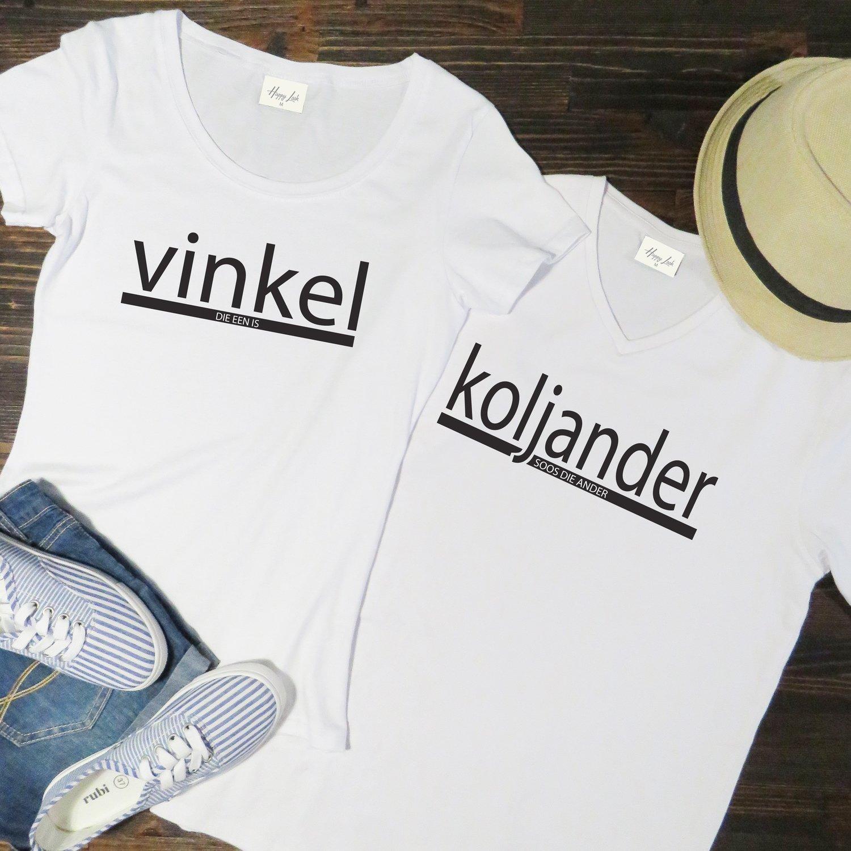 Vinkel & Koljander Couple Set