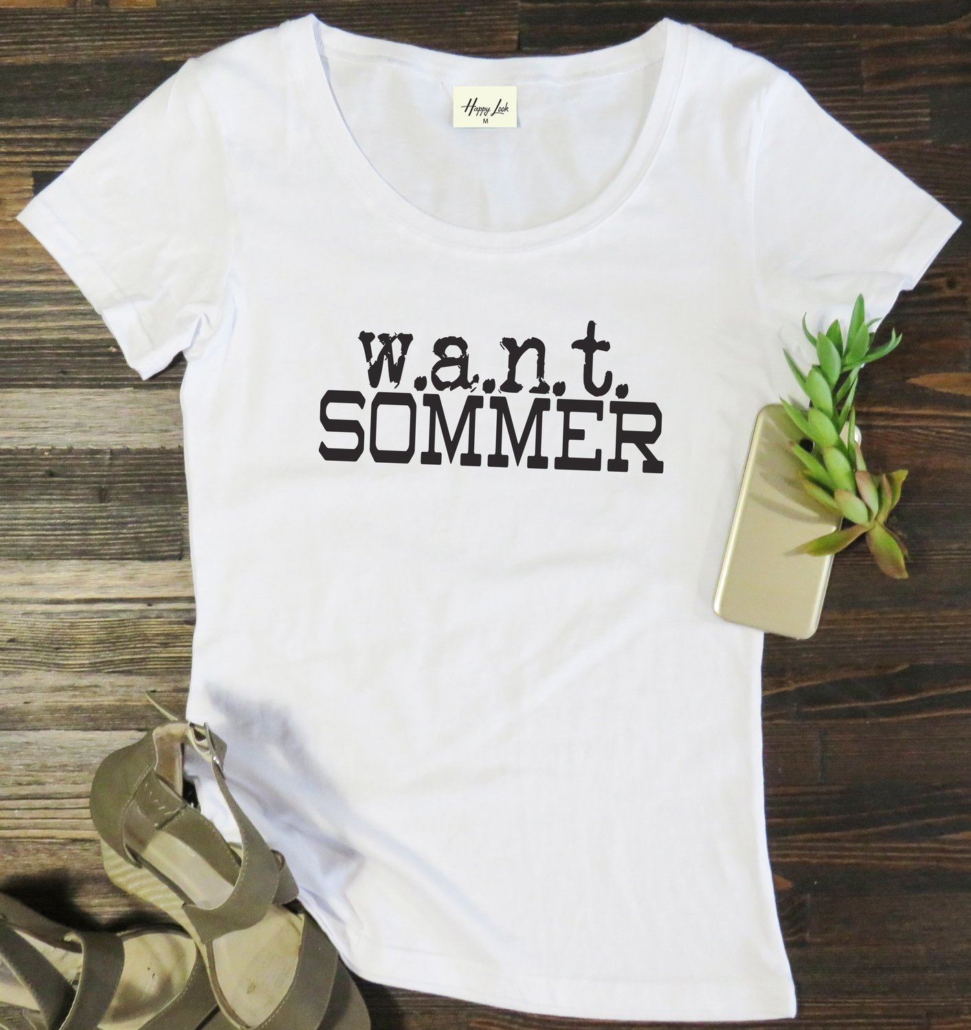 Want Sommer Tee