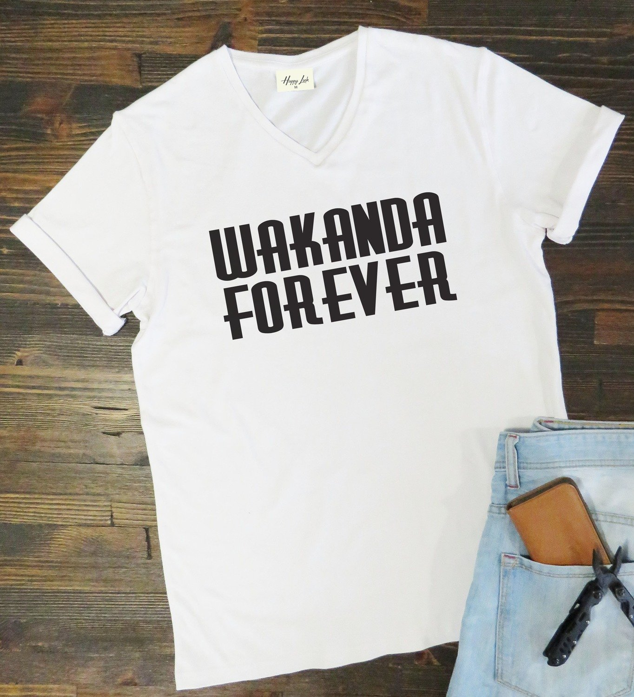 Wakanda Forever Tee