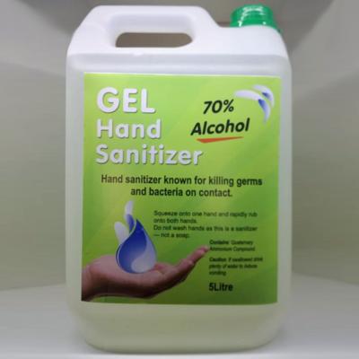 Hand Sanitiser Gel