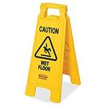 Signage - Wet Floor