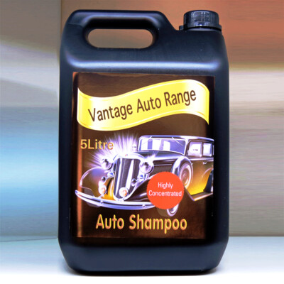 Vantage Auto Shampoo