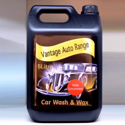 Vantage Car Wash & Wax