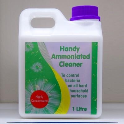Handy Ammoniated Cleaner