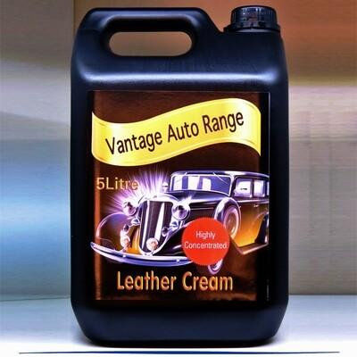 Vantage Leather Cream
