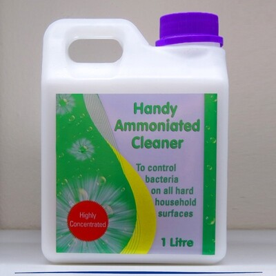 Handy Ammoniated Cleaner