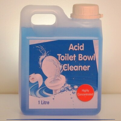 Toilet Bowl Cleaner (Acid)