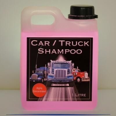 Car/Truck Shampoo