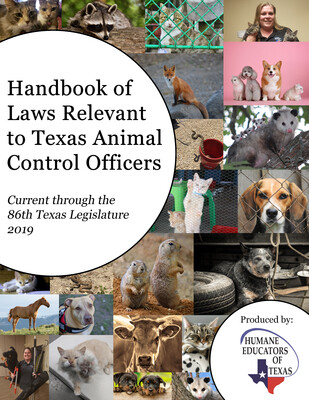 Handbook of Laws for Texas ACOs