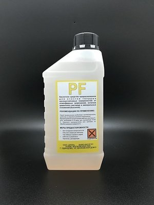 PF Кислотное средство для чистки фасадов, 1л