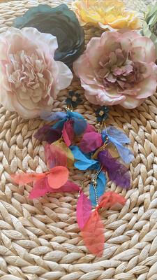 """Handmade """"Beauty Of Colour"""" Earrings"""
