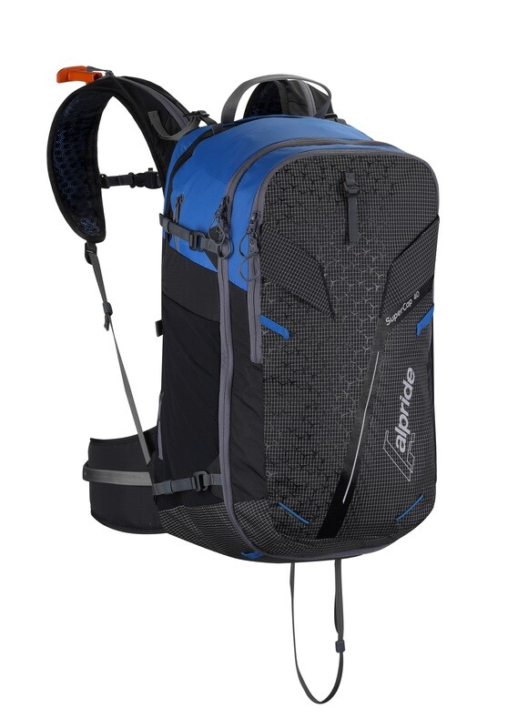 SuperCap40 backpack empty  - In Stock