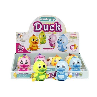 Заводная игрушка Утенок Winding Up Ducks 6632