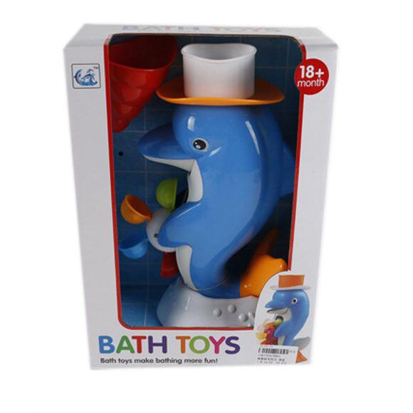 Игрушка для купания для ванны Shantou Gepai Дельфин 9901