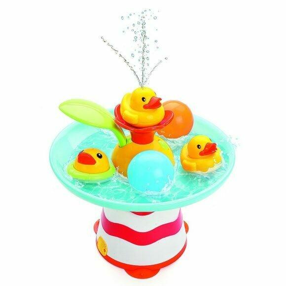 Развивающая игрушка для купания - Фонтан Жирафики 939581