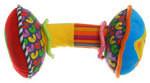 Мягкая игрушка-погремушка Гантели BABY YOU BB1298